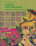 Reading with Awareness: English for Academic Purposes -Textbook: Lower Intermediate (אנגלית)